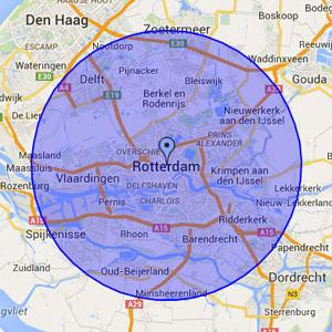 Schuifpui repareren Rotterdam