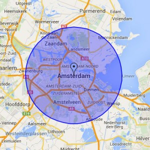 Schuifpui reparatie Amsterdam